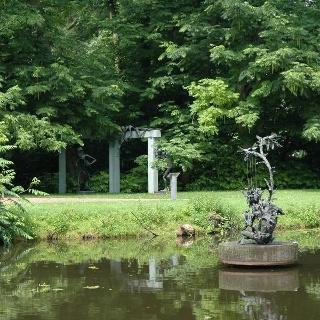 Klostergarten Rietberg - Skulpturenpark Wilfried Koch