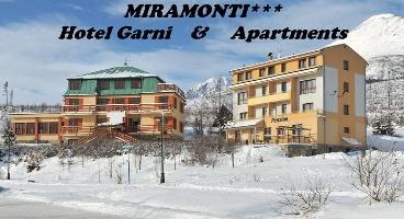 MIRAMONTI*** Apartmány & Hotel Garni