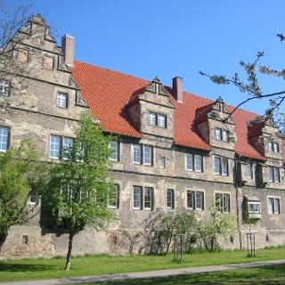 Der Münchhausenhof in Hessisch Oldendorf ist ein ehemaliger historischer Ritterhof