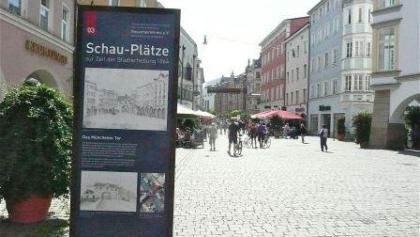 Infotafel 3 - Das Münchener Tor
