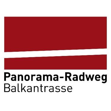 Logo PanoramaRadweg Balkantrasse