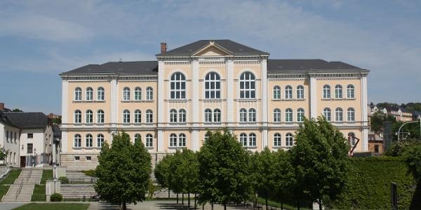 ehemaliges Gymnasium