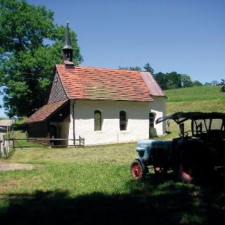 Eine der Kapellen auf unserer Tour.