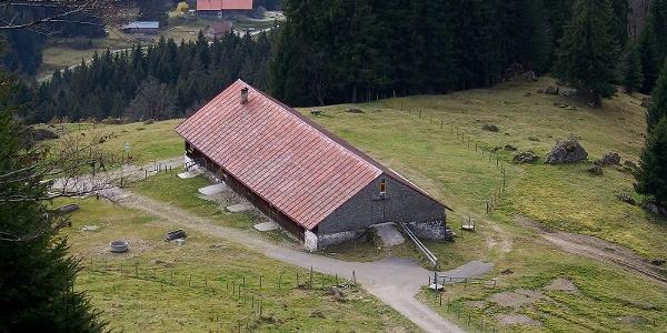Vordere Krumbach-Alpe.