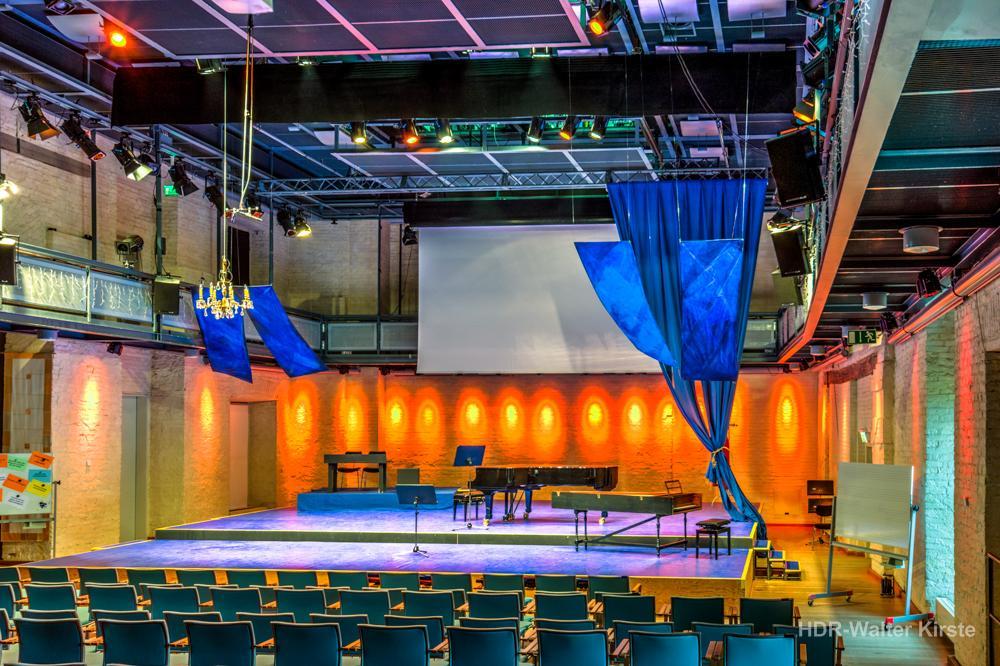 Bühne (Benda) Schlosstheater Rheinsberg