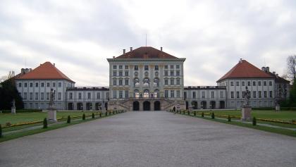 Nymphenburger Schloss.