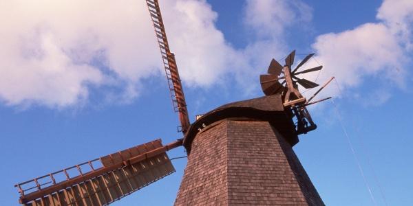 Windmühle Bierde