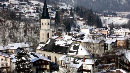 Marktschellenberg im Winter