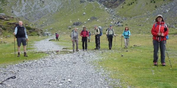 In der Talsohle des Valle de Ordesa