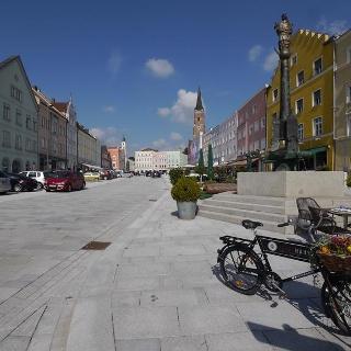Stadtplatz Eggenfelden