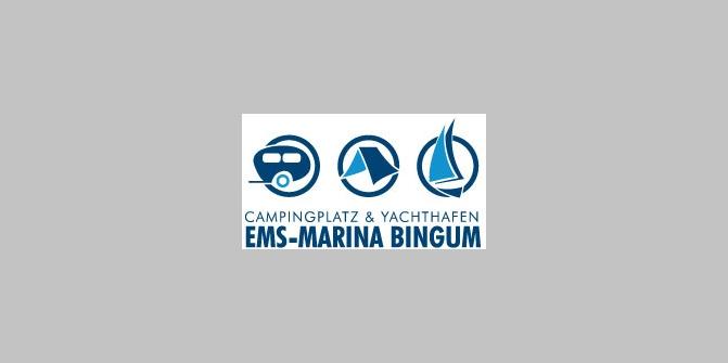 campingplatz ems marina bingum campingplatz. Black Bedroom Furniture Sets. Home Design Ideas