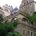 Das Schloss von August Thyssen.
