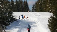 Skirundwanderweg nach Elend