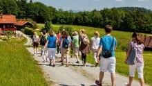 Wanderweg 1: Bad Birnbach-Brand-Hofer-Gigler