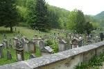 Alter jüdischer Friedhof der Gemeinde Aufhausen.