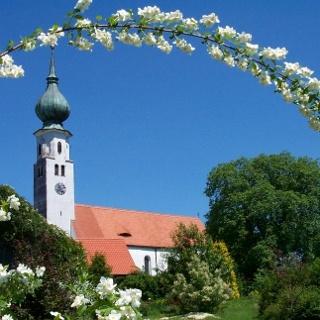 Wallfahrtskirche Heiligenberg