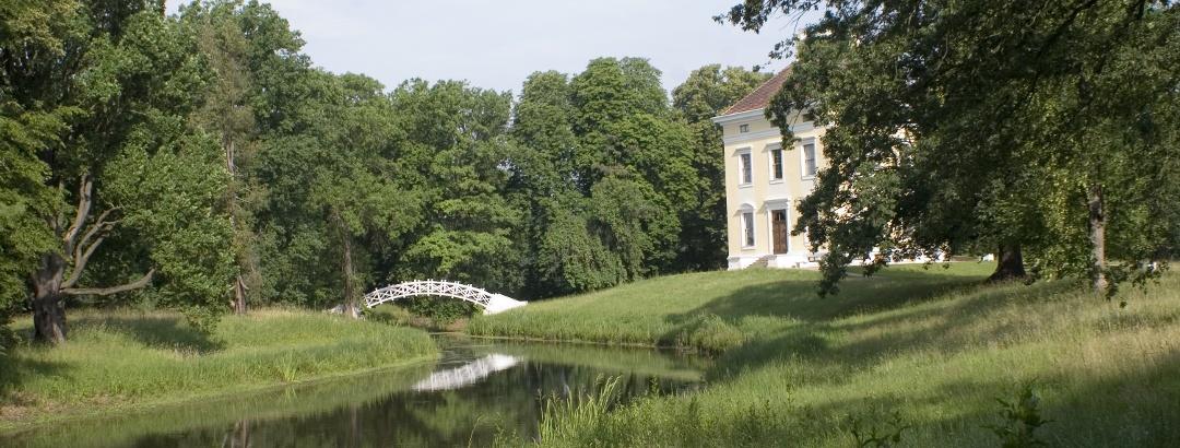 Schloss und Park Luisium im Gartenreich Dessau-Wörlitz