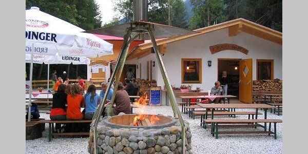 Kraxl Hütte
