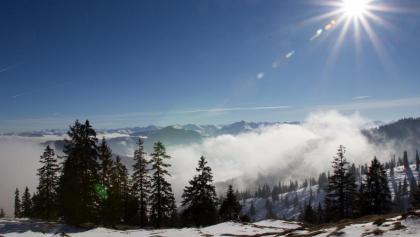 Blick Ri. alpenhauptkamm