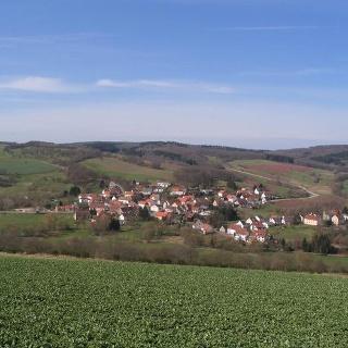 Werschweiler im Ostertal