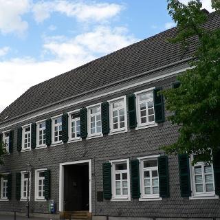 Haus Kirchstraße 21 (Villa Bartels)