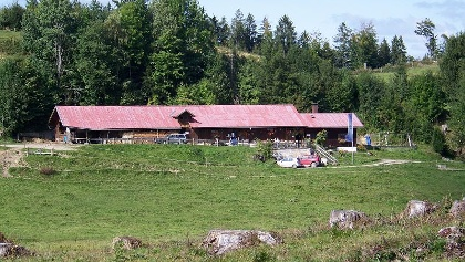 Rothenfels-Alpe