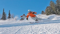 Skifahren Park City