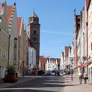 Donauwörth Reichsstraße