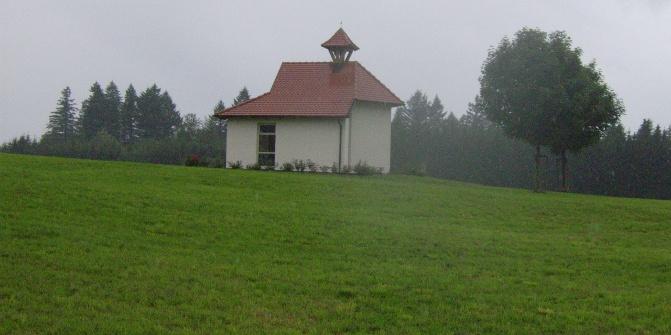 Die St. Habnit-Kapelle
