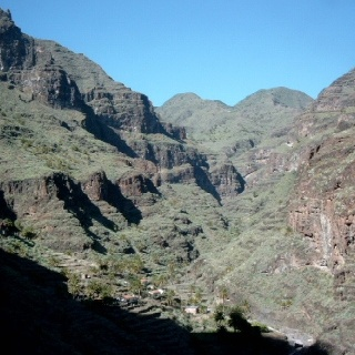 El Barranco de Guarimiar