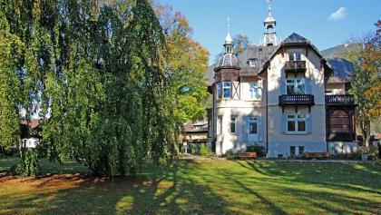 Richard-Strauss-Institut im Kurpark Partenkirchen