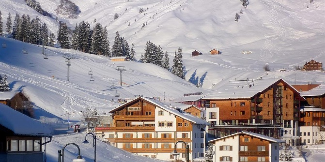 Boutique hotel lechtalerhof hotel for Boutique hotel alpen
