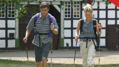 Nordic Walking - fit