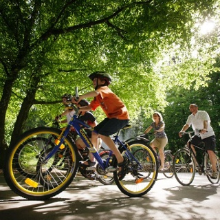 Aktivpark Radtour (West)