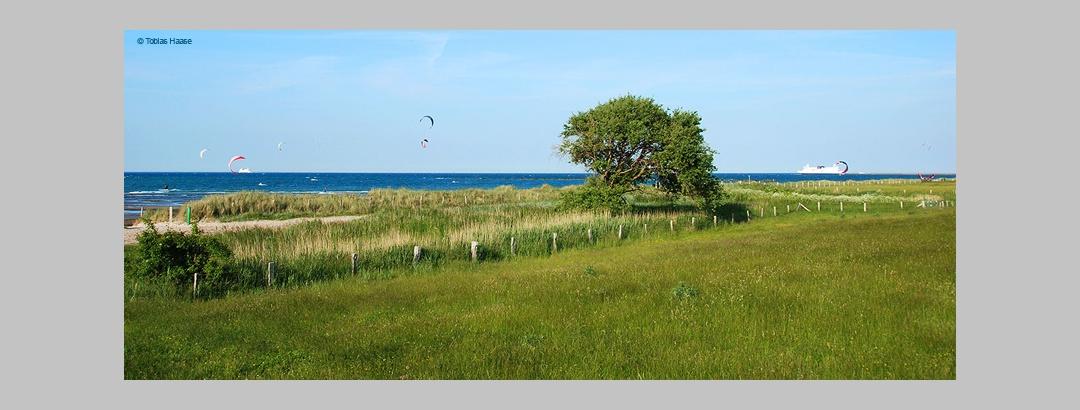 Wandern an der Ostseeküste von Schleswig-Holstein