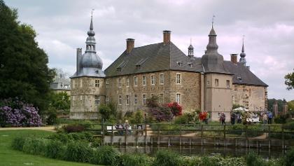 Das Schloss Lembeck.