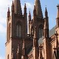 Die Dobbertiner Klosterkirche ist eine Schönheit.