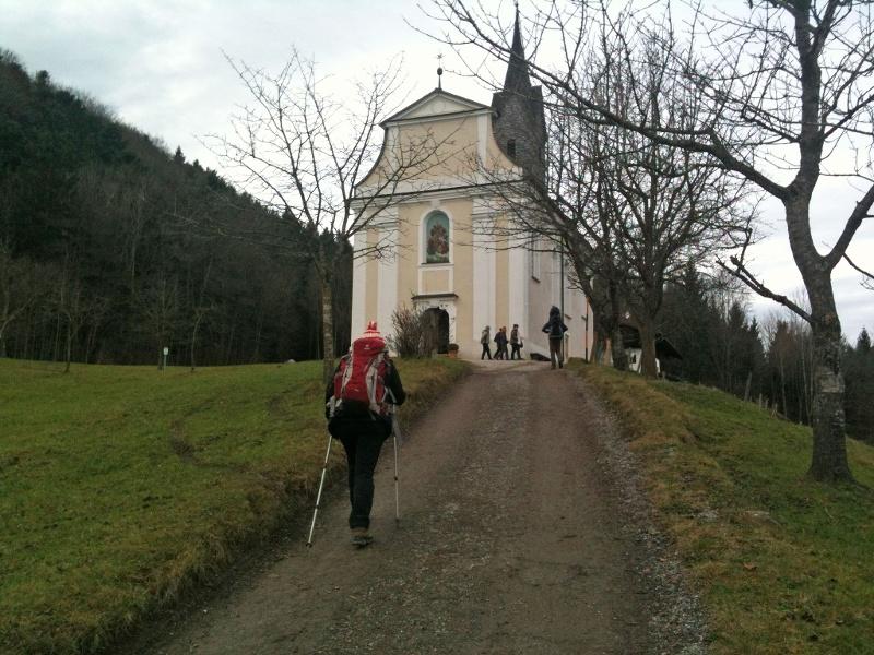 Wandern von Brannenburg aus - Auf die Schwarzlack und Kogl