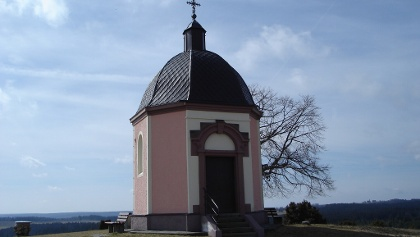 Böttinger Kapelle (Josefskapelle) auf dem Alten Berg.