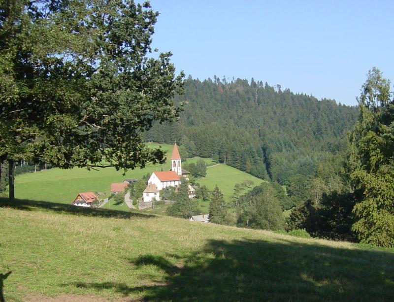 Kinzigtal - Kinzigtäler Jakobusweg , 2. Etappe