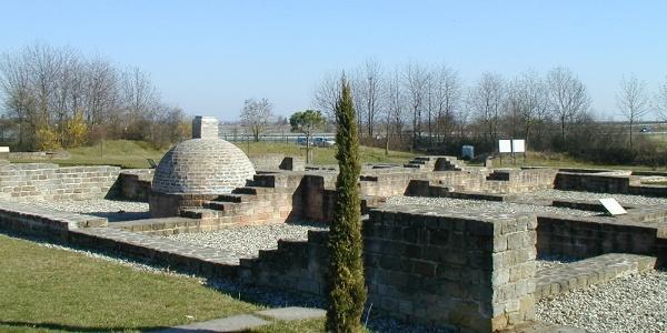Die Villa Rustica.