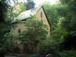 Willigiskapelle (Foto: , Quelle: Monika Kirschner)