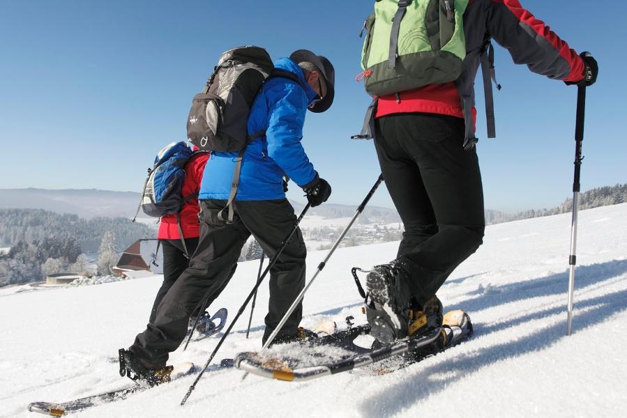 Schneeschuhtrail Jägersteig
