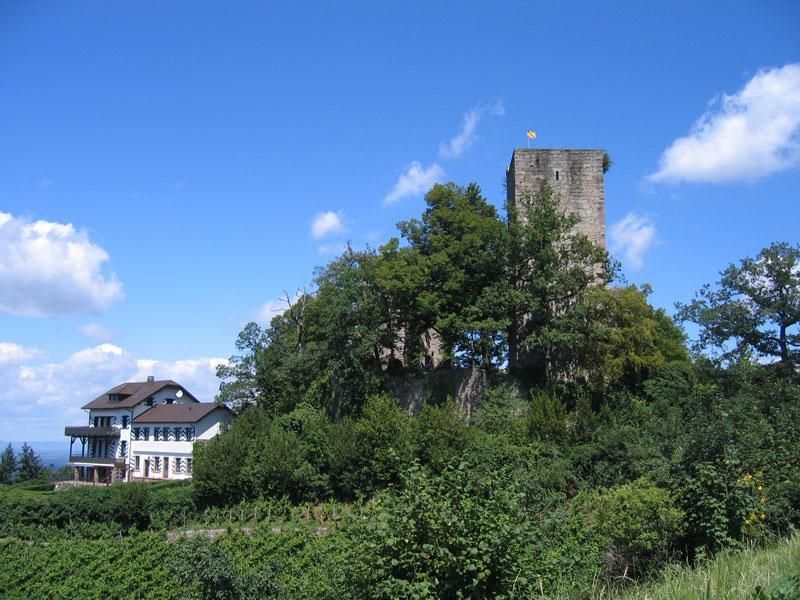 Bühl - Vom Westweg zum Ortenauer Weinpfad