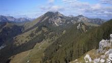 Gipfeltraumtour Kleiner und Großer Traithen
