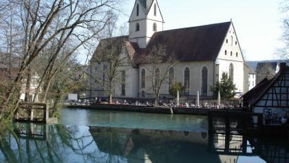 Kloster Blaubeuren und Blautopf