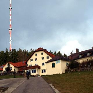 Giselahaus ca. 885m