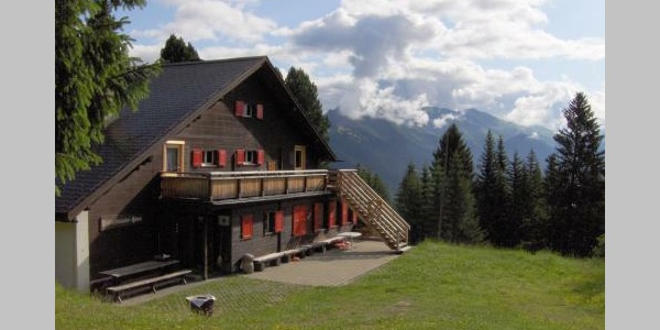 Naturfreundehaus Brambrüesch
