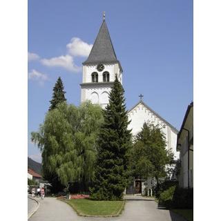 Das Münster St. Zeno.