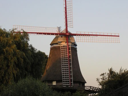 Windmühle in Handorf